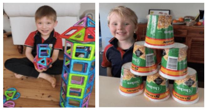 Budding Architects – Kindy Kids on the OFG Horizon Program